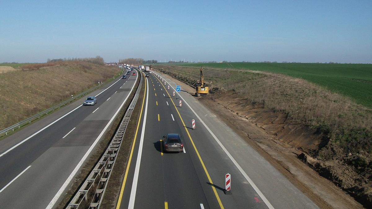 A 24 Streckenplanung AS Neuruppin bis AS Kremmen