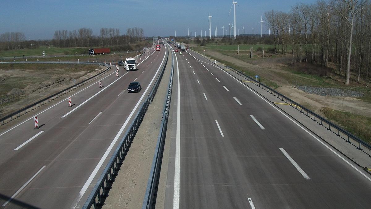 proVIA Leistungen - A 24 Streckenplanung AS Neuruppin bis AS Kremmen