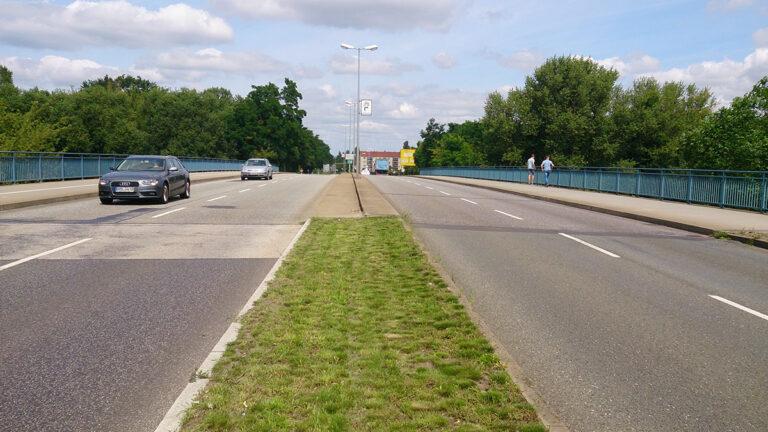 proVIA Referenz - B 1/ B 102 Ausbau der Ortsdurchfahrt Brandenburg an der Havel