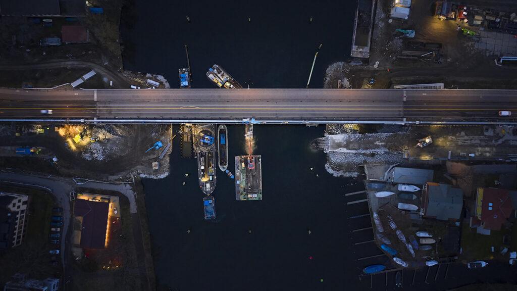 Salvador-Allende-Brücke | proVIA